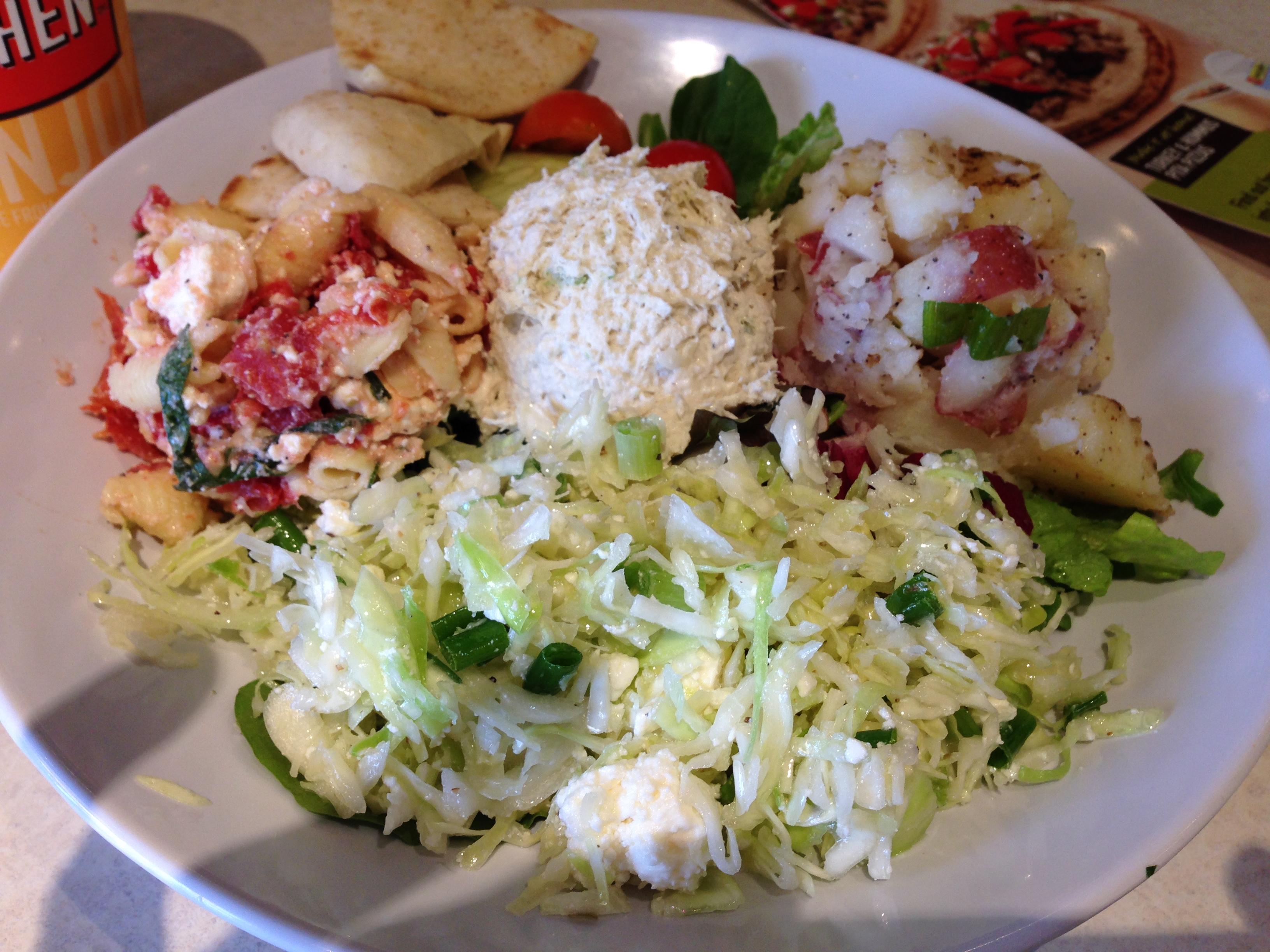 Zoes Kitchen Chicken Salad Sandwich Zoe's Kitchen  Top Of The Heap  Afatbanker